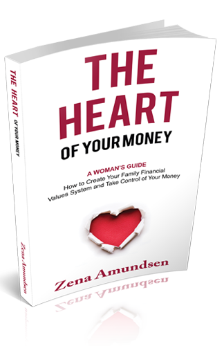 Book Cover: The Heart of Your Money
